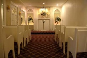 Inside the Wedding Chapel