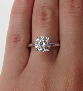 Engaged / Engagement Ring